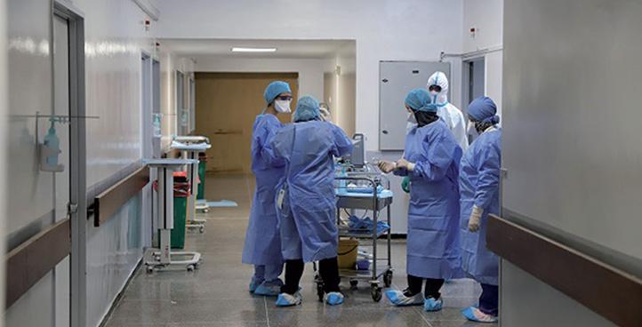 Compteur Coronavirus : Explosion des contaminations, 5.494 nouveaux cas en 24H !
