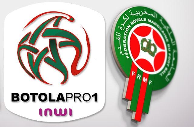 """Botola Pro D1 """"Inwi"""" (30ème journée):  Le programme"""