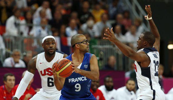 JO- Basket-ball : Les Américains surpris par les Français (76-83)