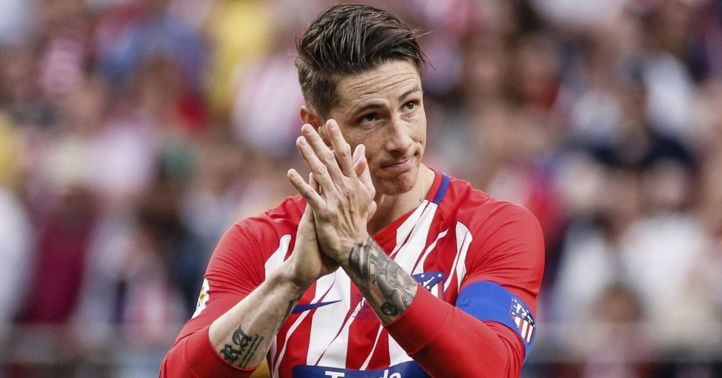 Atletico Madrid : Fernando Torres  entraineur de l'Atletico U19