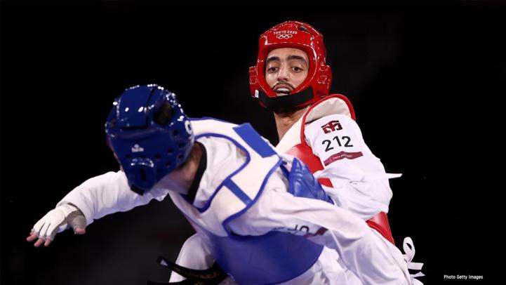 JO / Taekwondo : La Jordanie s'offre une médaille d'argent