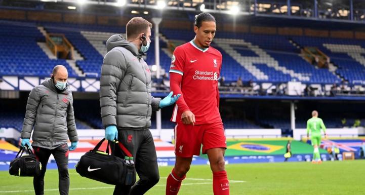 Liverpool : Possible retour de Virgil jeudi prochain face au Hertha Berlin!
