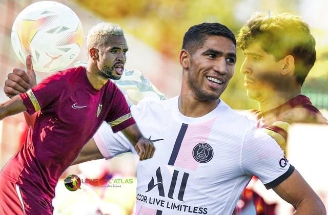Match amical : Ce soir, Séville-PSG ou Bounou face à Hakimi !