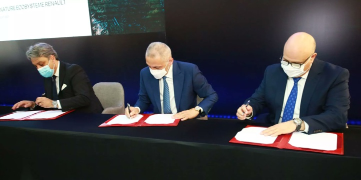 Renault Group Maroc s'engage à atteindre 2,5 milliards d'euros de chiffres d'affaire