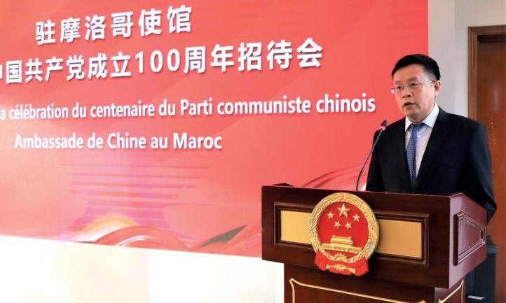 [Interview avec l'ambassadeur de Chine au Maroc] « La Chine et le Maroc, deux pays qui montent en puissance grâce à leur stabilité »