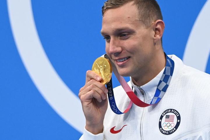JO-2020: Roi du 100 m, Dressel s'offre un sacre olympique