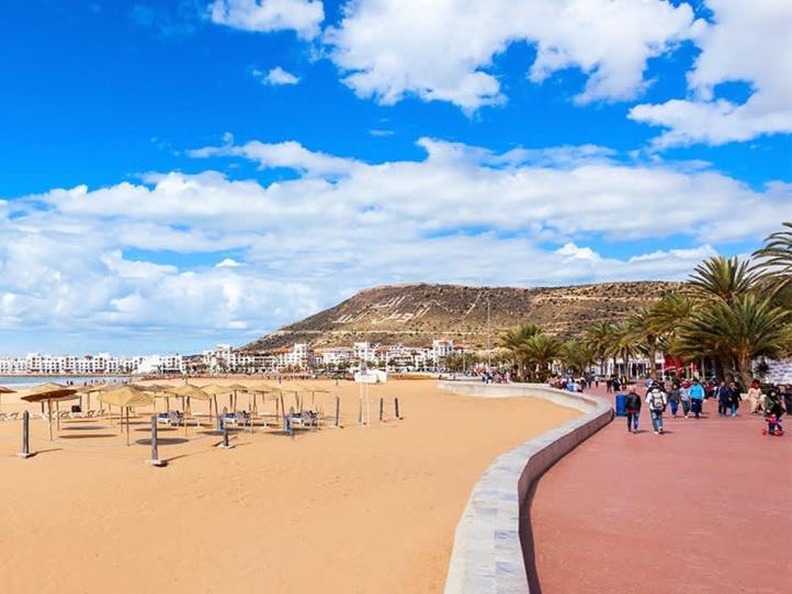 Enquête Istiqlal : plus de 76% des habitants d'Agadir sont insatisfaits de leur qualité de vie
