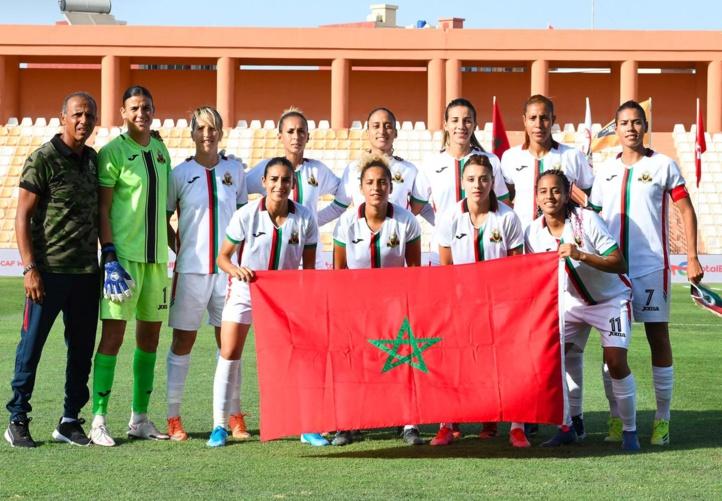 Ligue des Champions « Dames » : Les Militaires marocaines malmènent les Banquières tunisiennes (10 à 0) et se qualifient à la phase finale