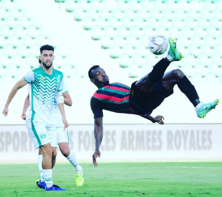 RBM-FAR (0-1) : Après 9 ans d'attente, les Militaires enfin finalistes de la Coupe du Trône !