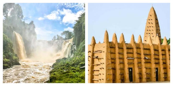 Patrimoine mondial de l'Unesco : Inscription de deux sites africains