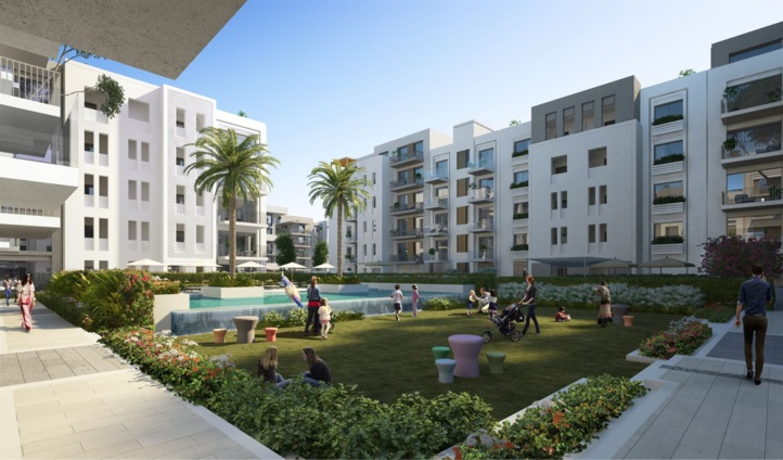 """Eagle Hills : Livraison effective de la première phase de """"Rabat Square"""""""
