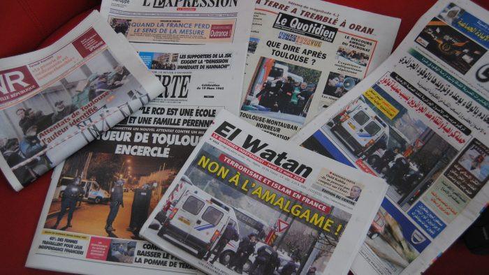 Maroc-Algérie : Cette presse algérienne qui insulte l'histoire !