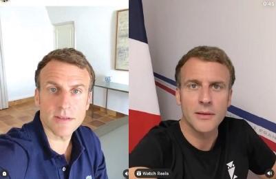 Emmanuel Macron : Après président, influenceur