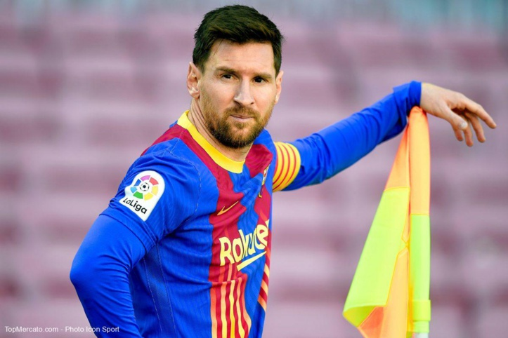 Leo Messi ne jouera plus au FC Barcelone