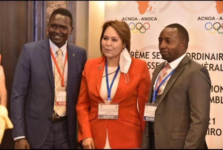 Association des Comités Nationaux Olympiques Africains (ACNOA) : Bouchra Hajij nommée présidente de la commission d'organisation des compétitions sportives