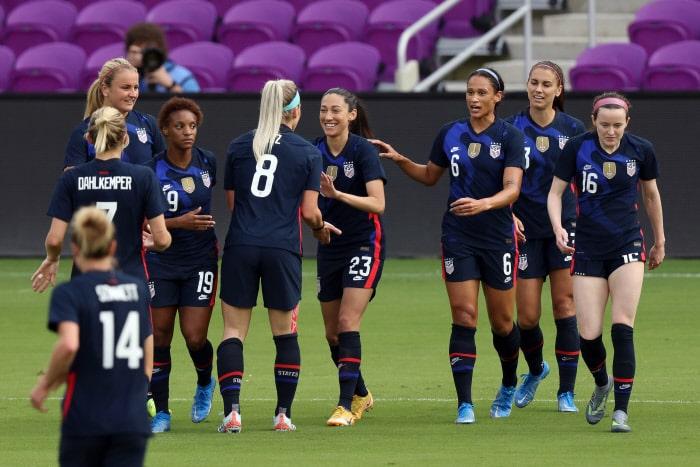 JO- Foot Féminin : Attendues pour l'or, les Américaines médaillées de bronze !