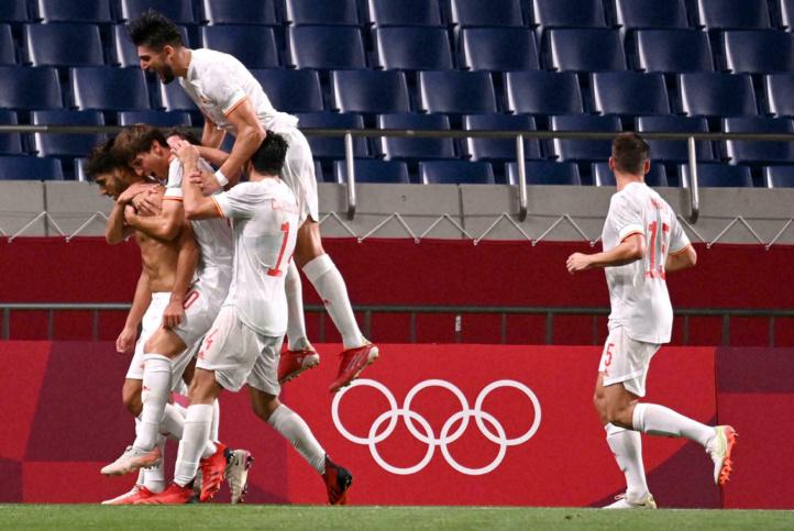 JO- Foot / Hommes : Ce samedi, Brésil et Espagne pour la médaille d'or !