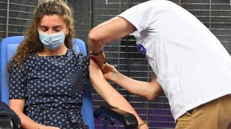 Le Royaume-Uni va vacciner les 16-17 ans