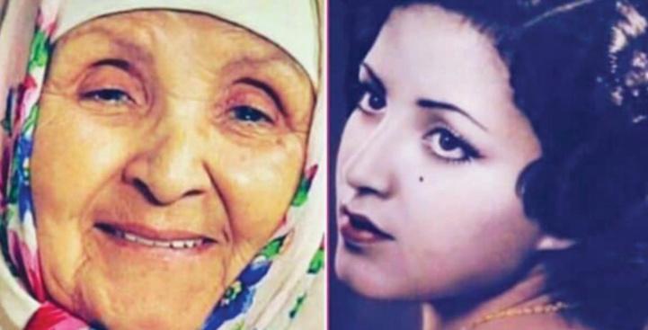 Fatima Regragui, belle et charmeuse.