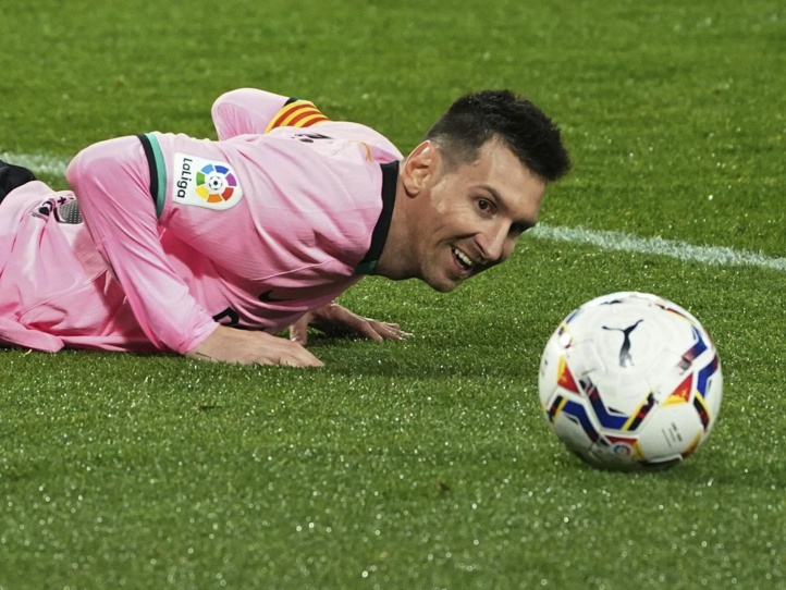 Lionel Messi en bref…