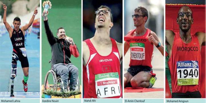 Handisport / Jeux Paralympiques :  38 athlètes paralympiques pour réparer les dégâts des athlètes olympiques