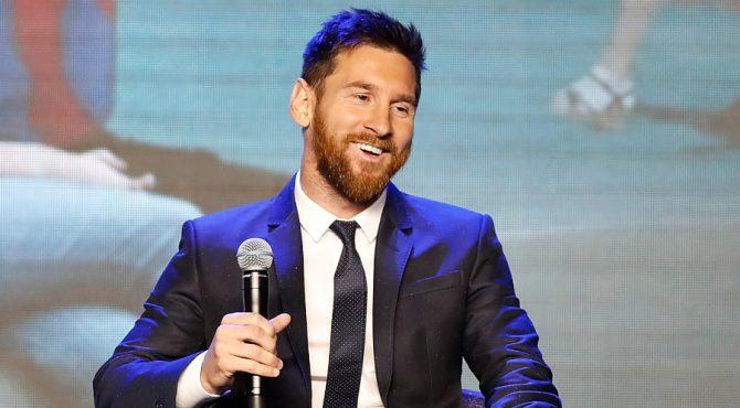 Feuilleton Messi et le Barça : Demain, au Parc des Princes, la conférence de presse de présentation de Léo