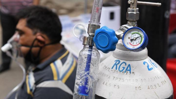 Urgence sanitaire : La tutelle appelle à l'optimisation des appareils à oxygène