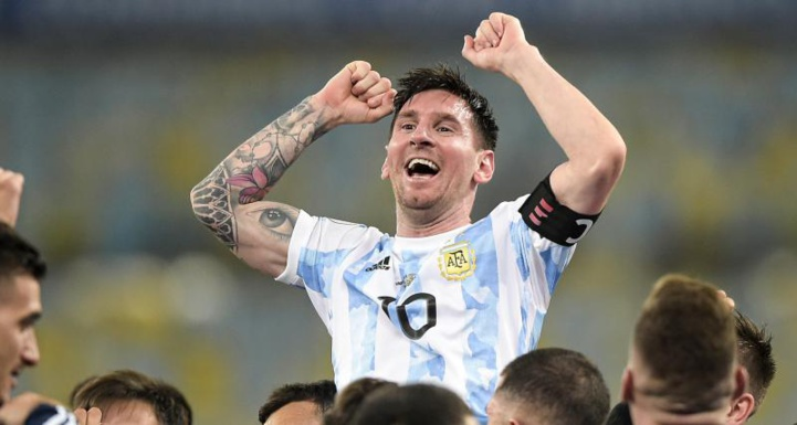 Messi-PSG : L'Argentine d'abord !