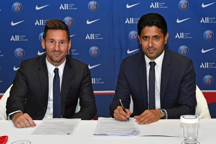 Nasser Al Khelaifi : « Je suis ravi que Lionel Messi ait choisi de rejoindre le PSG ! »