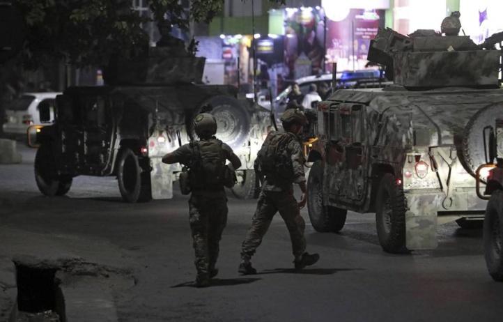 Afghanistan : Les capitales provinciales continuent de tomber dans l'escarcelle talibane