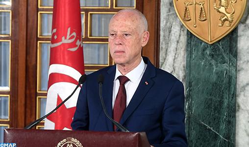 Tunisie : L'Etat est désormais stable, dixit Saied