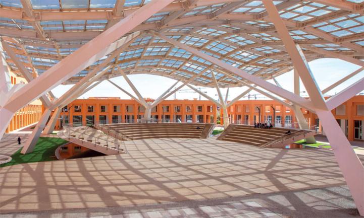 l'UM6P et l'Université Ben Gourion coopèrent pour le développement durable