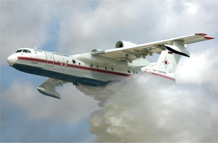 Crash : Un bombardier d'eau russe s'écrase en Turquie, 8 morts