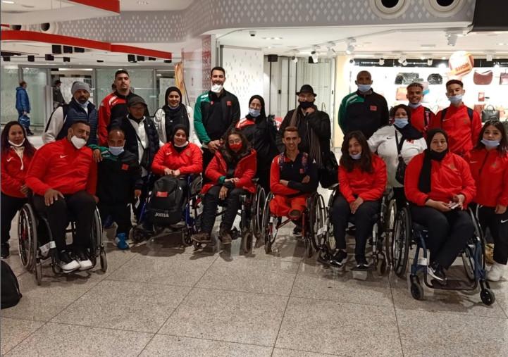 Primes pour les sportifs paralympiques: Enfin une bonne nouvelle