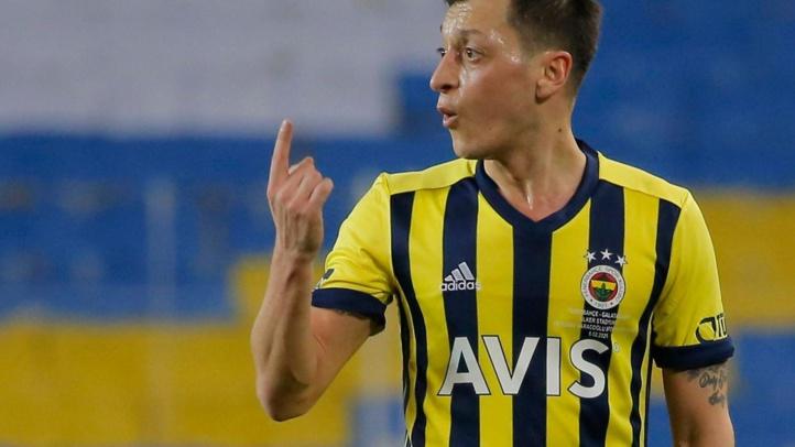 Turquie : Enfin, le premier but de Mesut Ozile en SuperLig !
