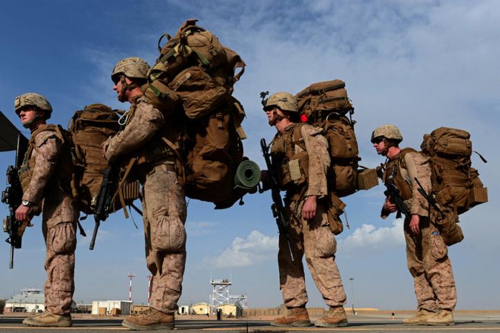 Afghanistan : Biden défend fermement le retrait des GI's, le Pentagone amer