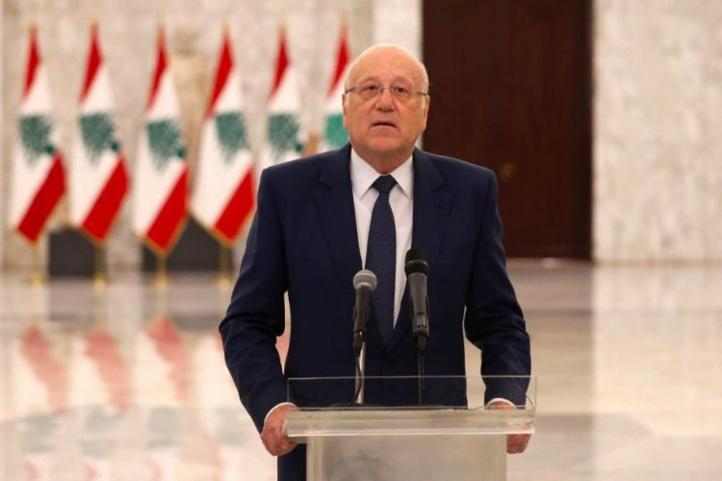 Liban : Mikati optimiste quant à l'imminence du gouvernement