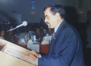 Dr Abdellatif Tlemsani, médecin biologiste