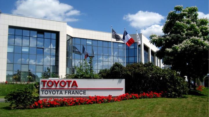 Toyota : réduction de 40 % en production pour pénurie de pièces