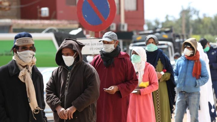 La région arabe a le taux de chômage le plus élevé au monde...le Maroc très passable !