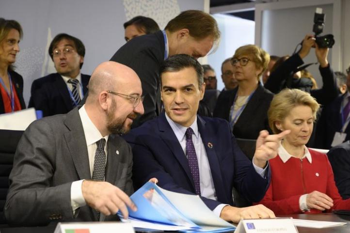 """Pedro Sanchez salue le discours royal et qualifie le Maroc de pays """"ami"""" et """"allié"""""""