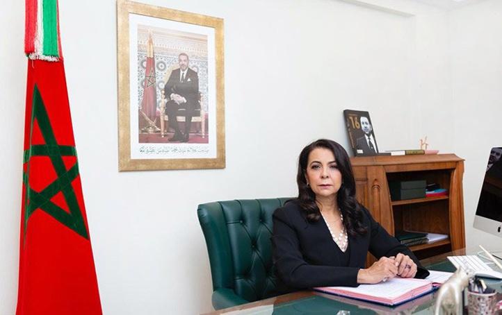 Karima Benyaich bientôt de retour en Espagne...vers la fin de la crise ?