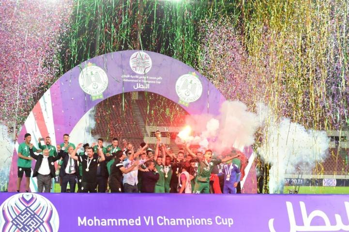 Coupe Mohammed VI des clubs arabes champions : Le Trophée du Raja, le meilleur cadeau de la Fête de la Jeunesse
