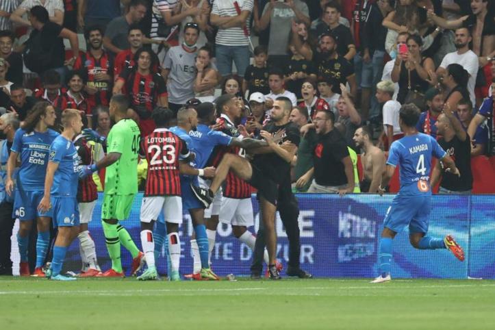 Incidents Nice-OM : 3 interpellations et éventuel match perdu pour de l'OM