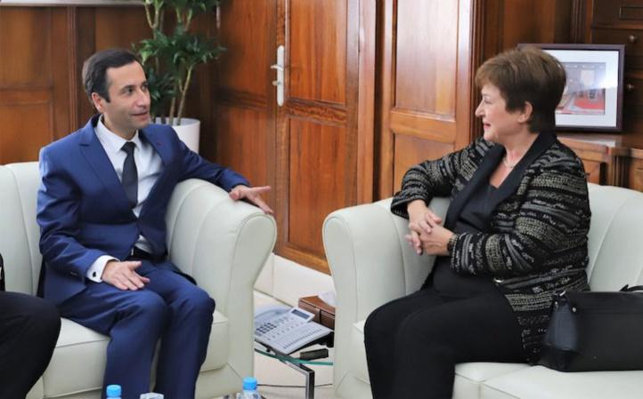 Le Maroc reçoit 1,2 milliard de dollars du Fonds monétaire international