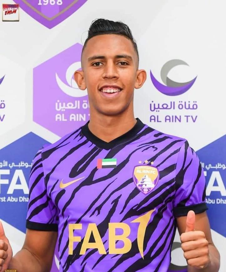 Rahimi troque le vert pour le mauve : Une vidéo promotionnelle de son nouveau club en fait l'annonce