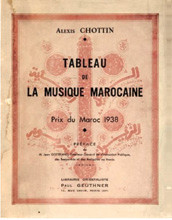 Alexis Chottin, un destin maghrébin tout en musique andalouse