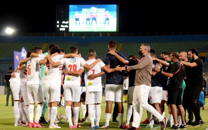 Egypte : Zamalek officiellement champion