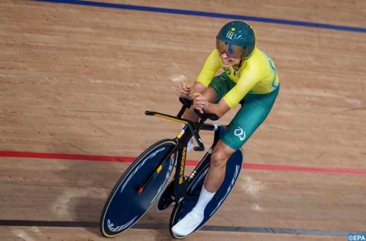 Paralympiques / Cyclisme sur piste :  L'Australienne Paige Greco bat le record du monde