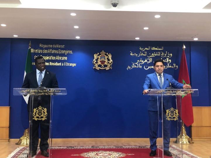 La Sierra Leone ouvrira lundi prochain un Consulat à Dakhla